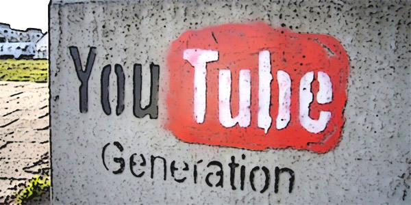 Generación 'Youtubers'